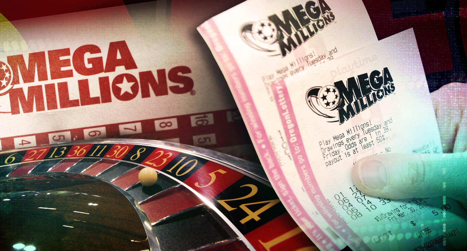 Gambling Lottery Mega Millions Roulette Wheel_157