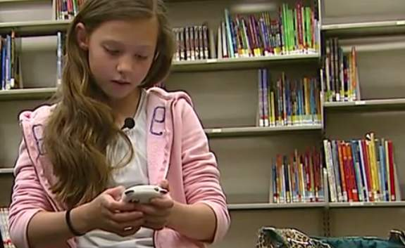 Most Kids Get First Smartphone at 6-Years-Old_168