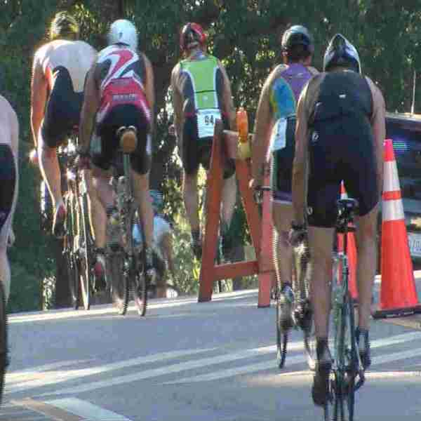 Hundreds of Racers Compete in Grandman Triathlon (Image 1)_7625