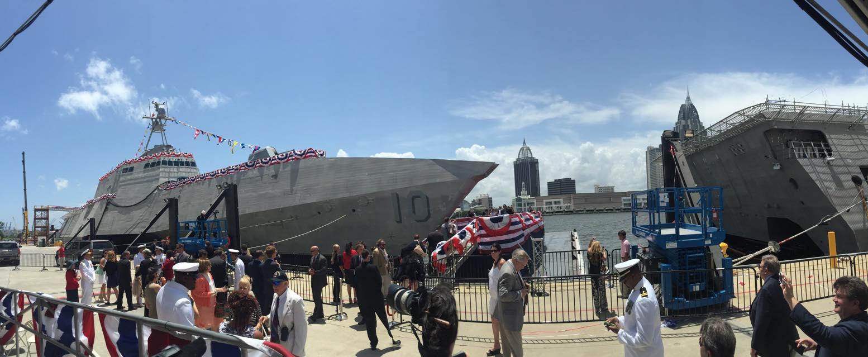 USS Gabrielle GIffords_12759