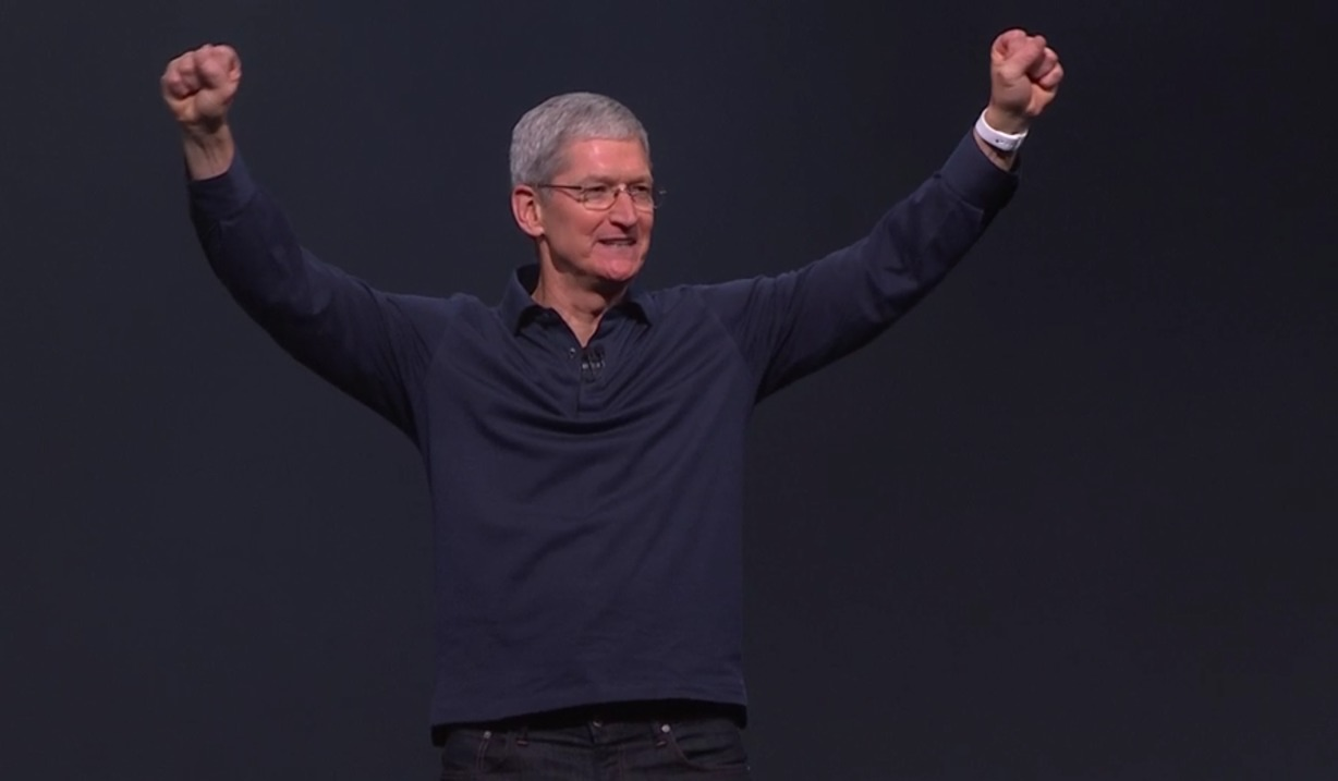 Tim Cook, Apple CEO at WWDC_9628