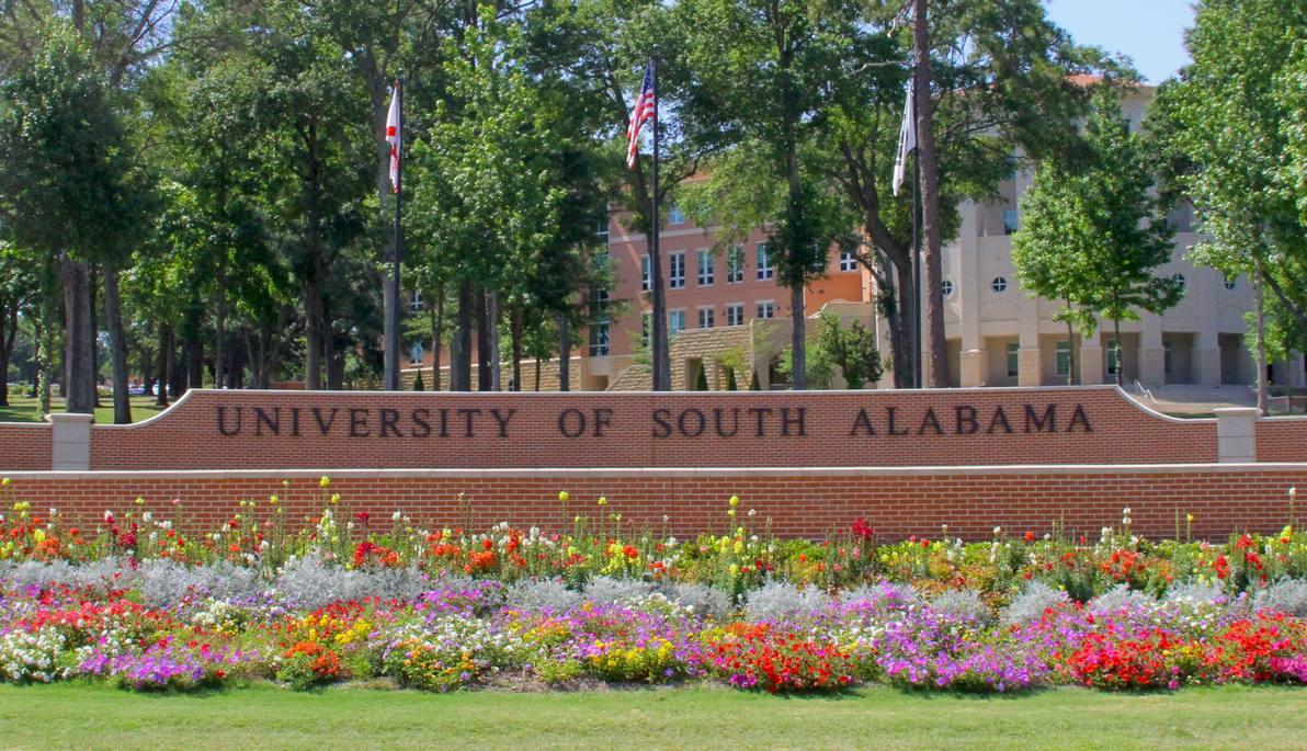 University of South Alabama_8241