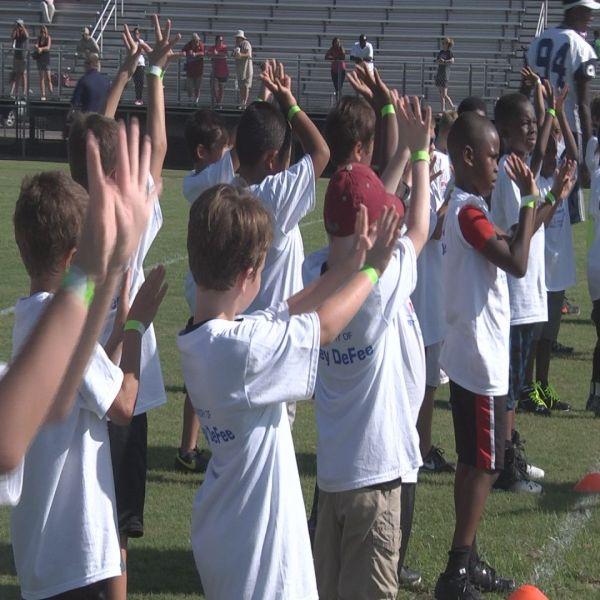 Football Camp Baker High School_27683
