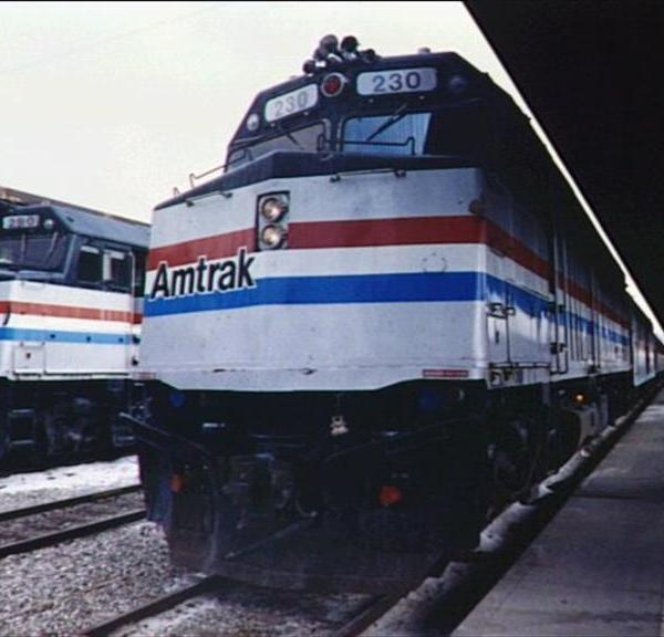 Amtrak Train_146646