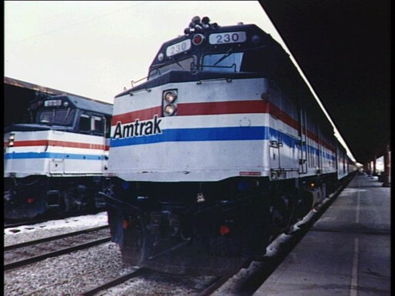 Amtrak Train_146646