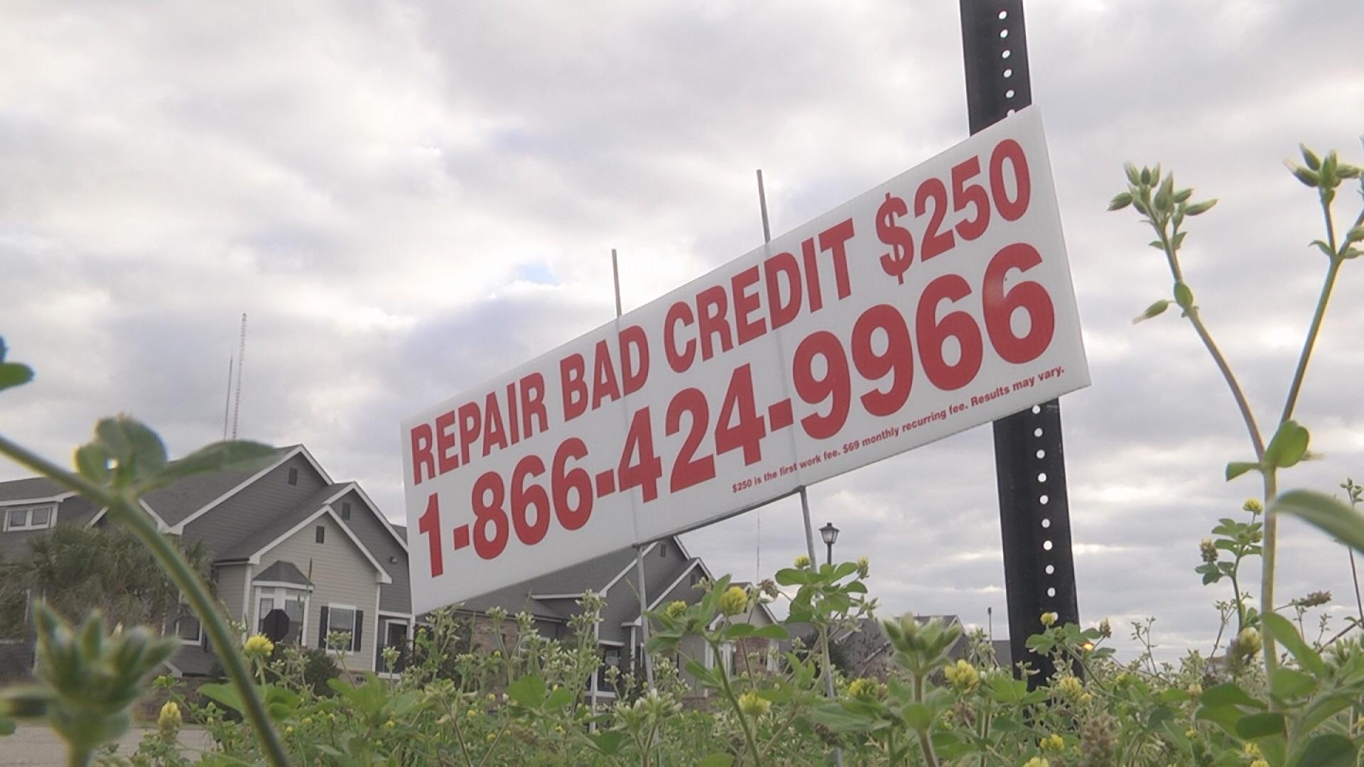 fix bad credit sign_174522