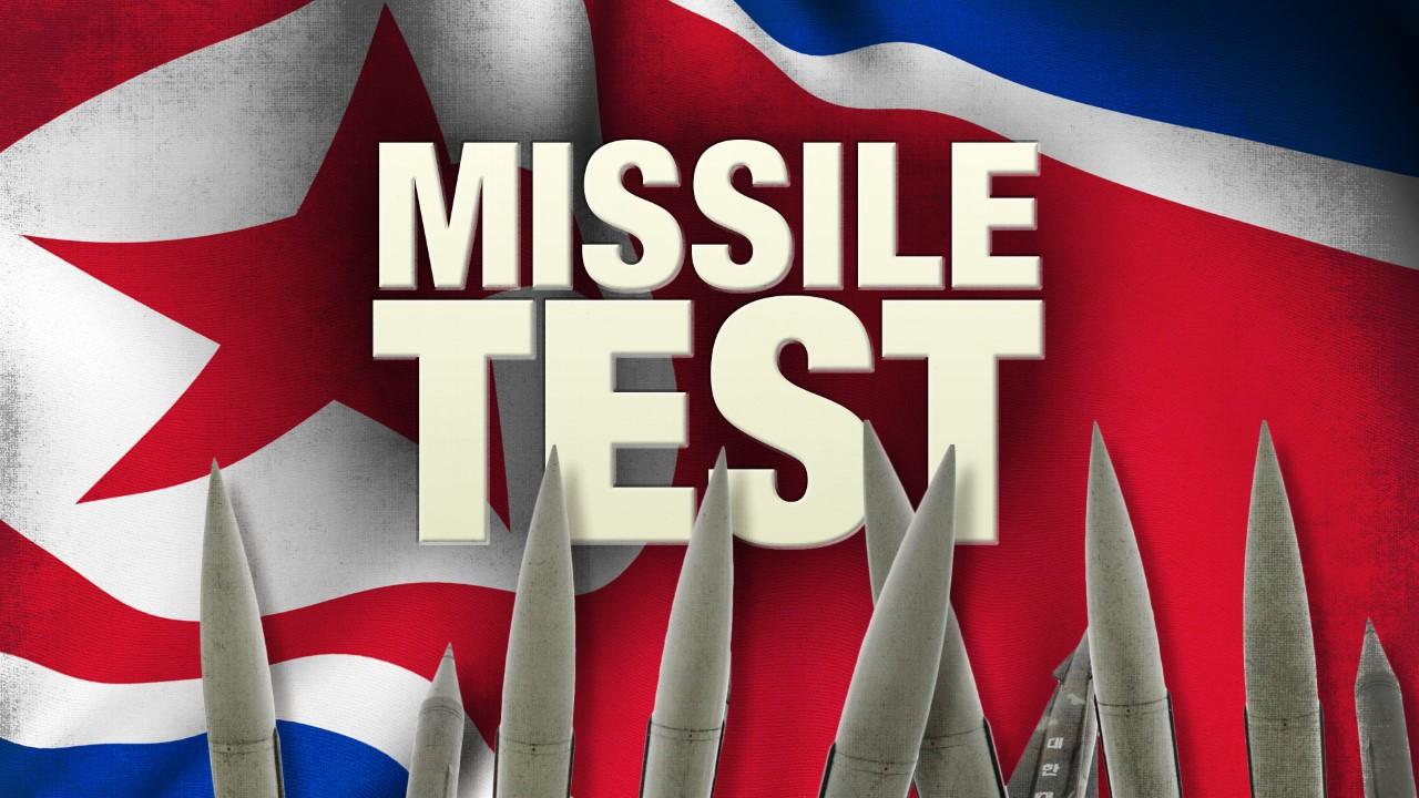 North Korea Missile Test_186690