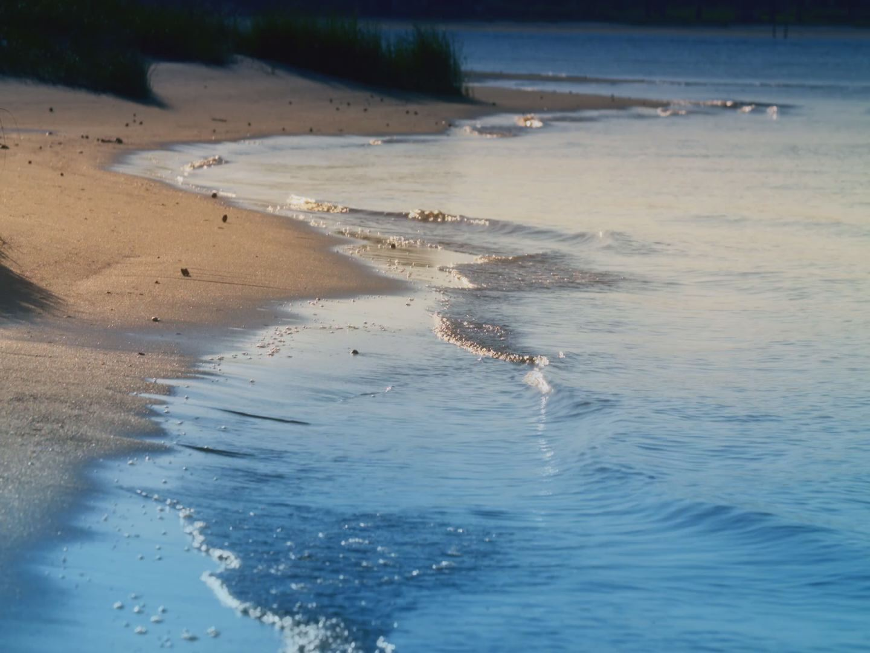 Deer Island Beach