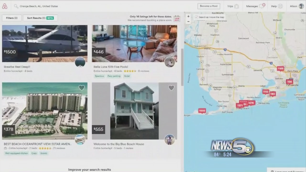 Local Businesses Dispute Airbnb practices