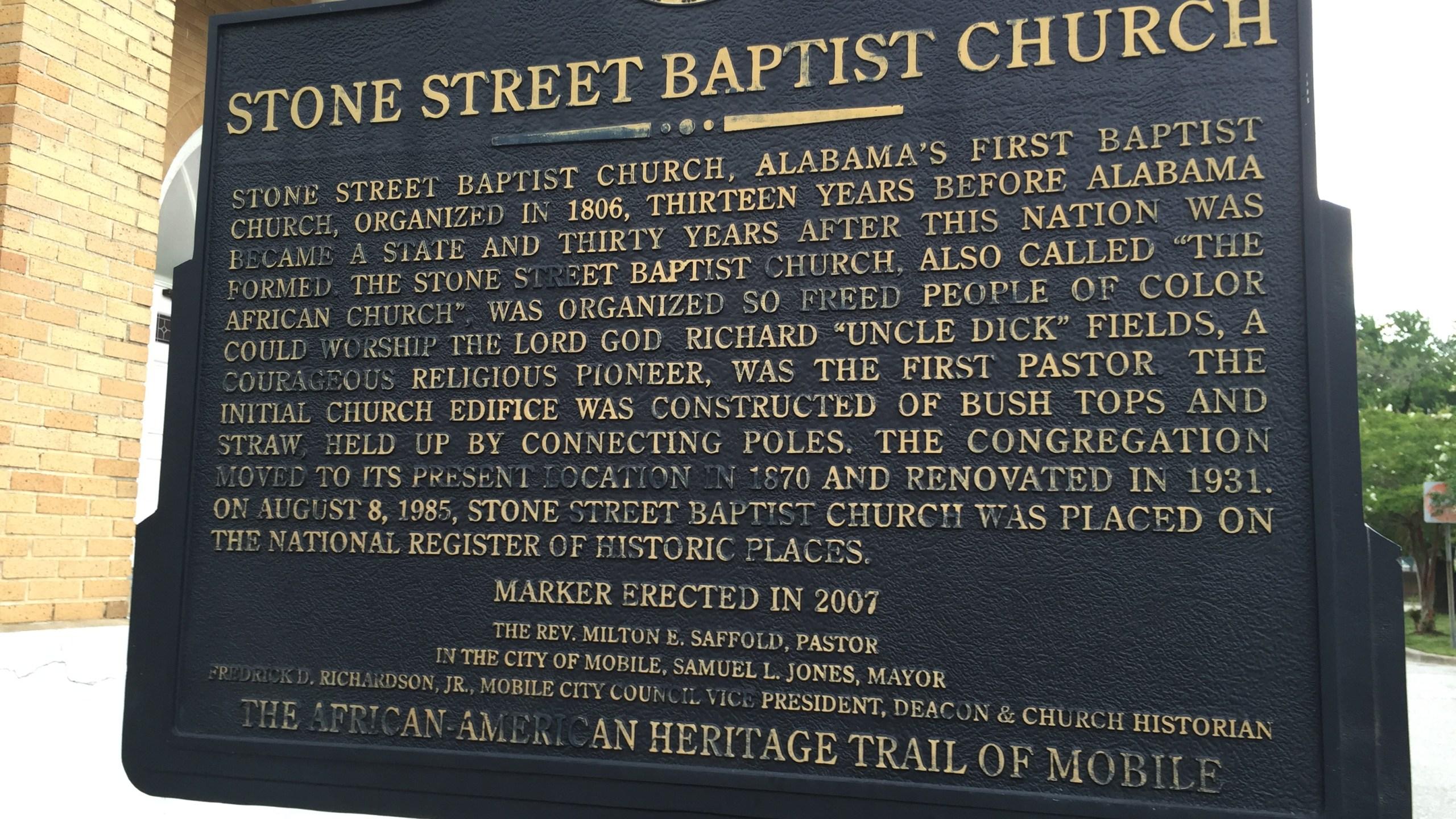 Stone Street Baptist_221009
