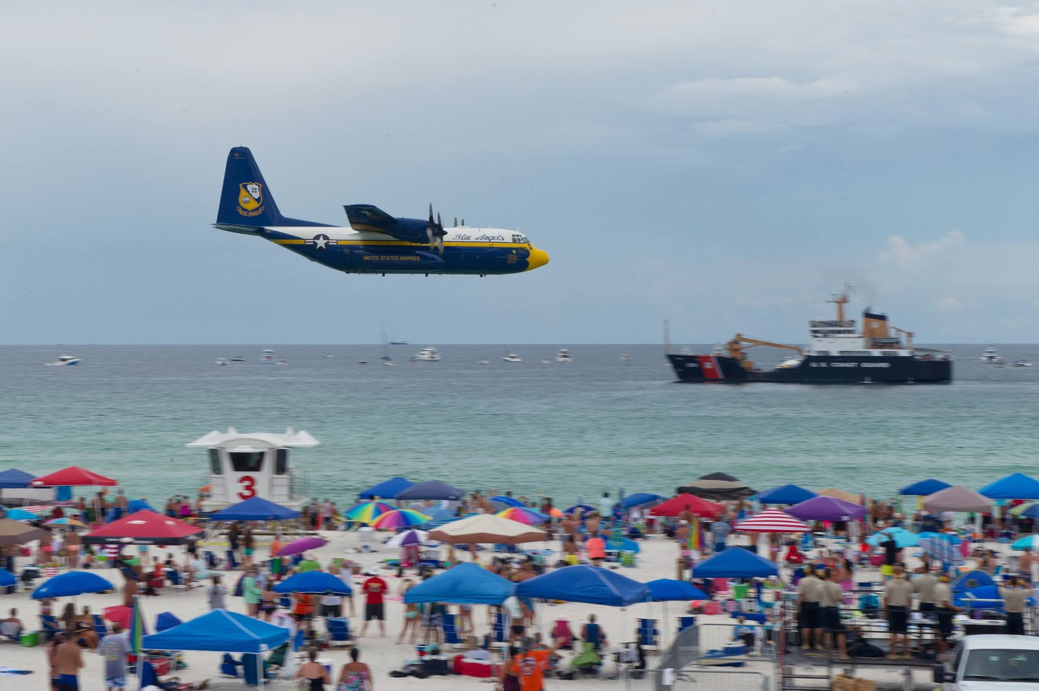 Blue Angels Fat Albert_220943