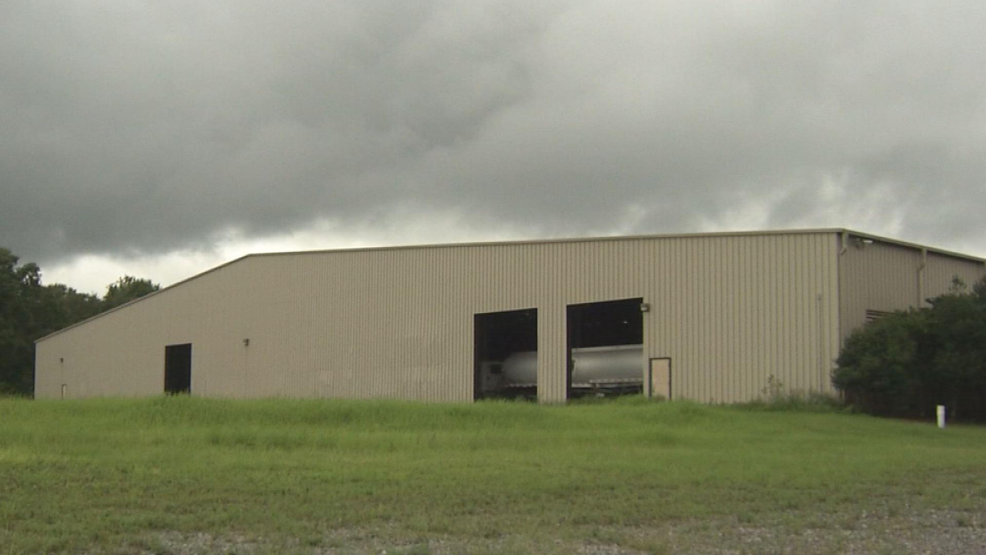 Petroleum Storage Warehouse_239135
