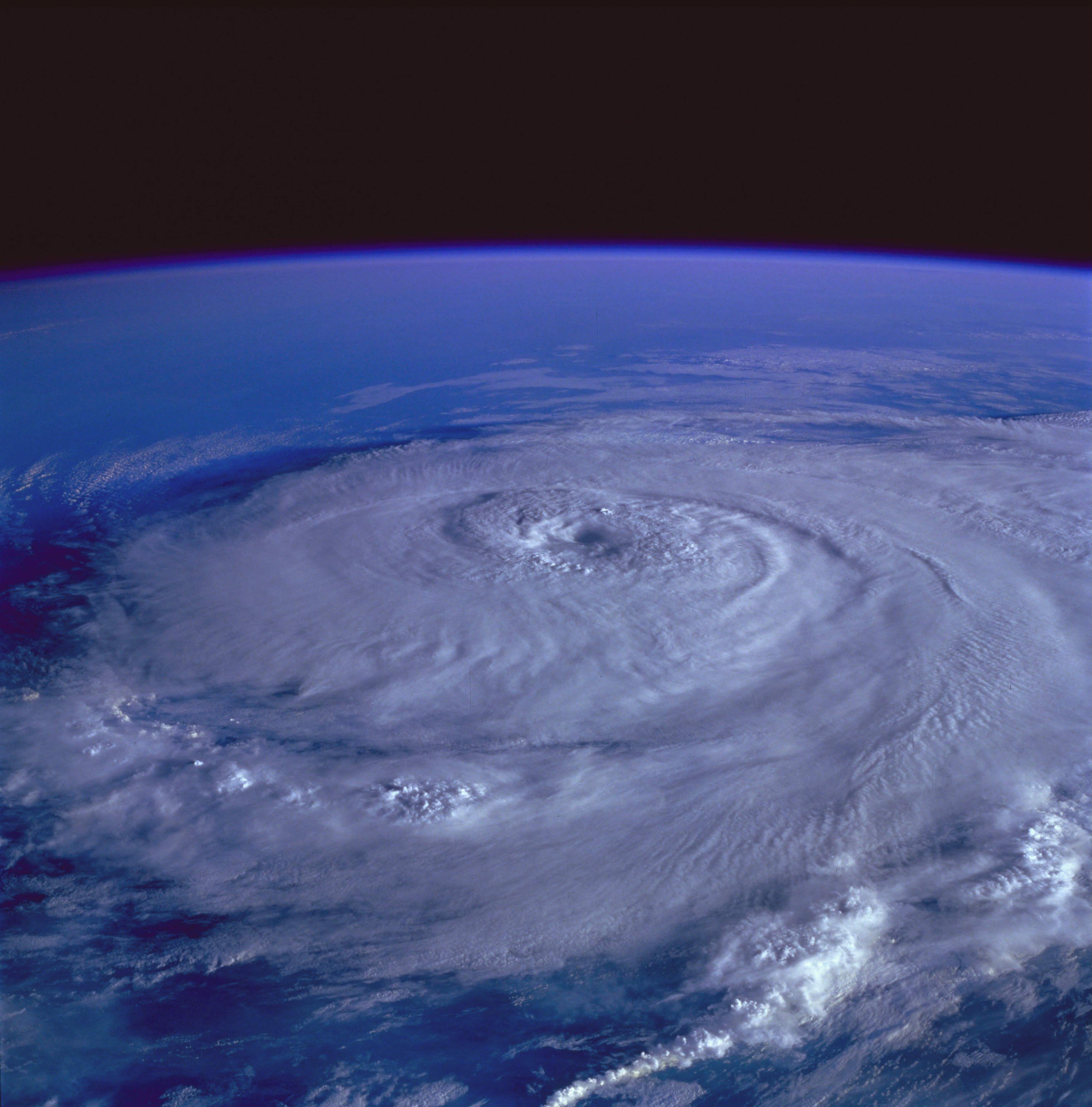 Hurricane Elena In 1985