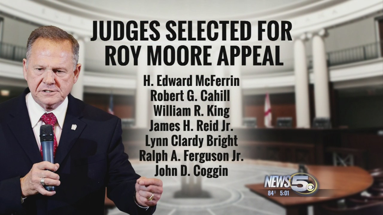 WATCH: Special Supreme Court Set for Moore Appeal