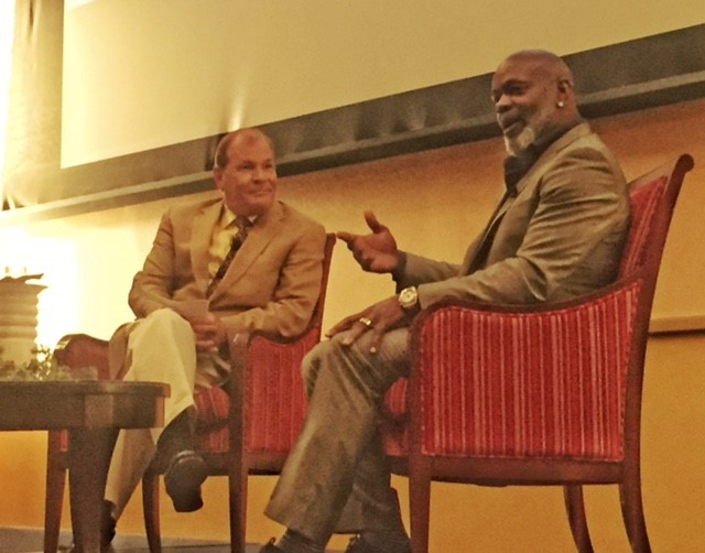 Emmitt Smith in Mobile, AL for _Doing the Most Good_ Luncheon_271838