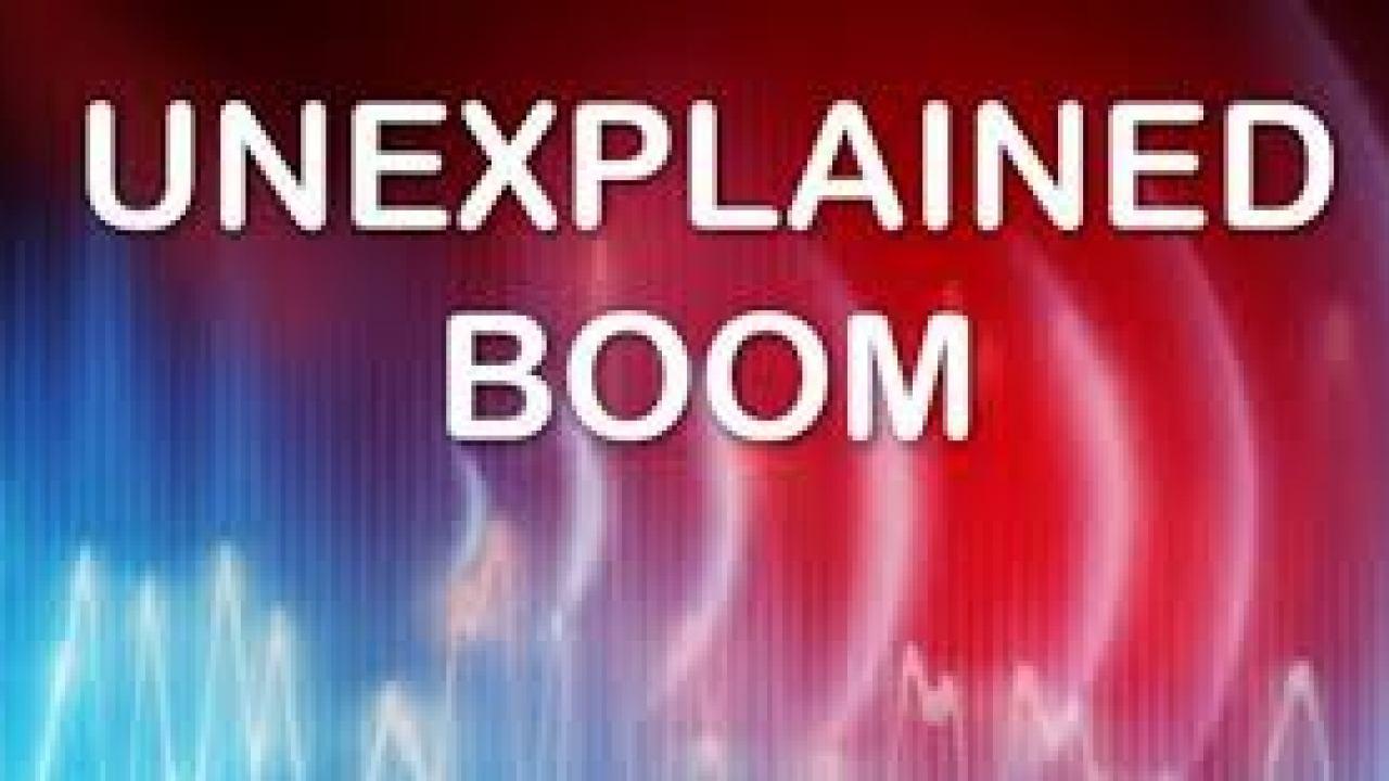 Sonic boom heard across Eastern Shore