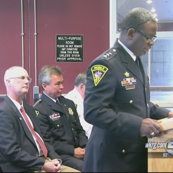 Big Changes in Mobile's Public Safety Leadership