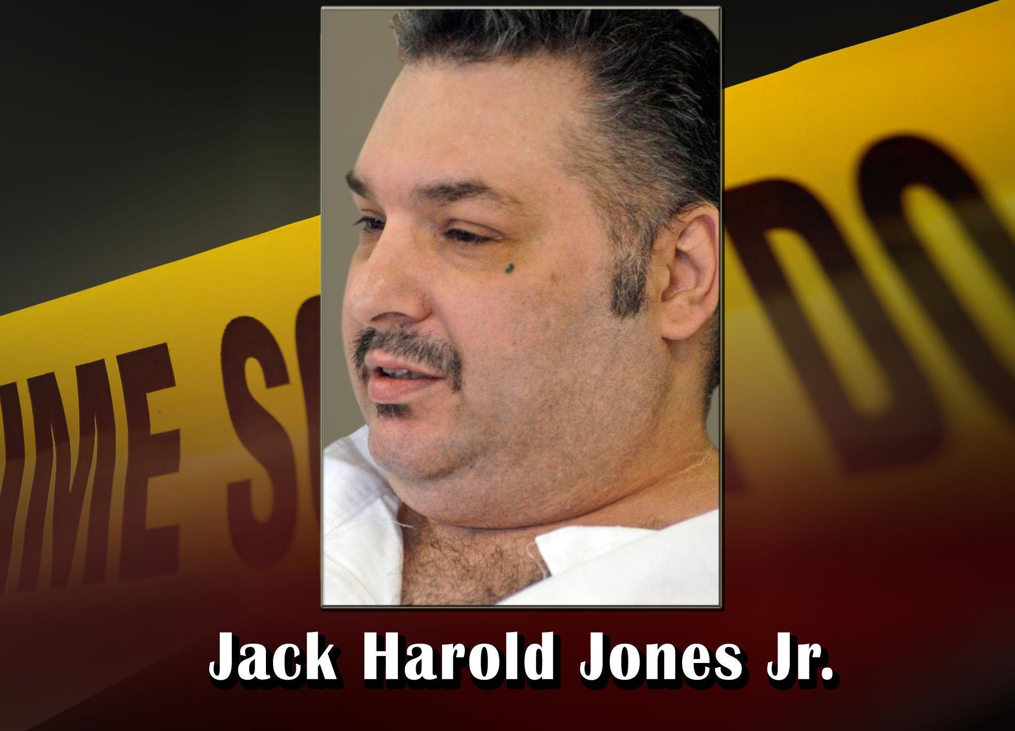 varastossa tilata netistä virallinen Arkansas executes Jack Jones by lethal injection