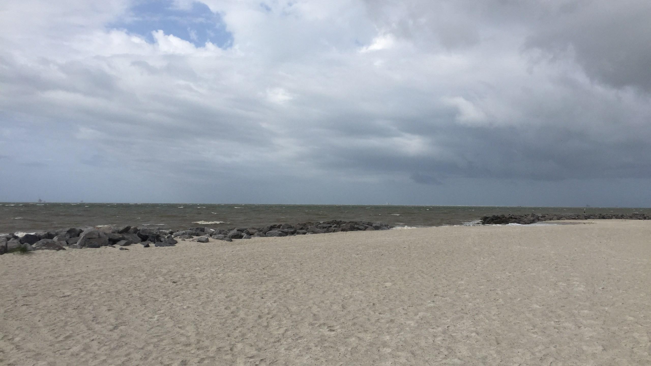Dauphin Island Closing Beach Access