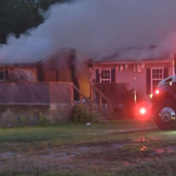 Old Citronelle House Fire_355070