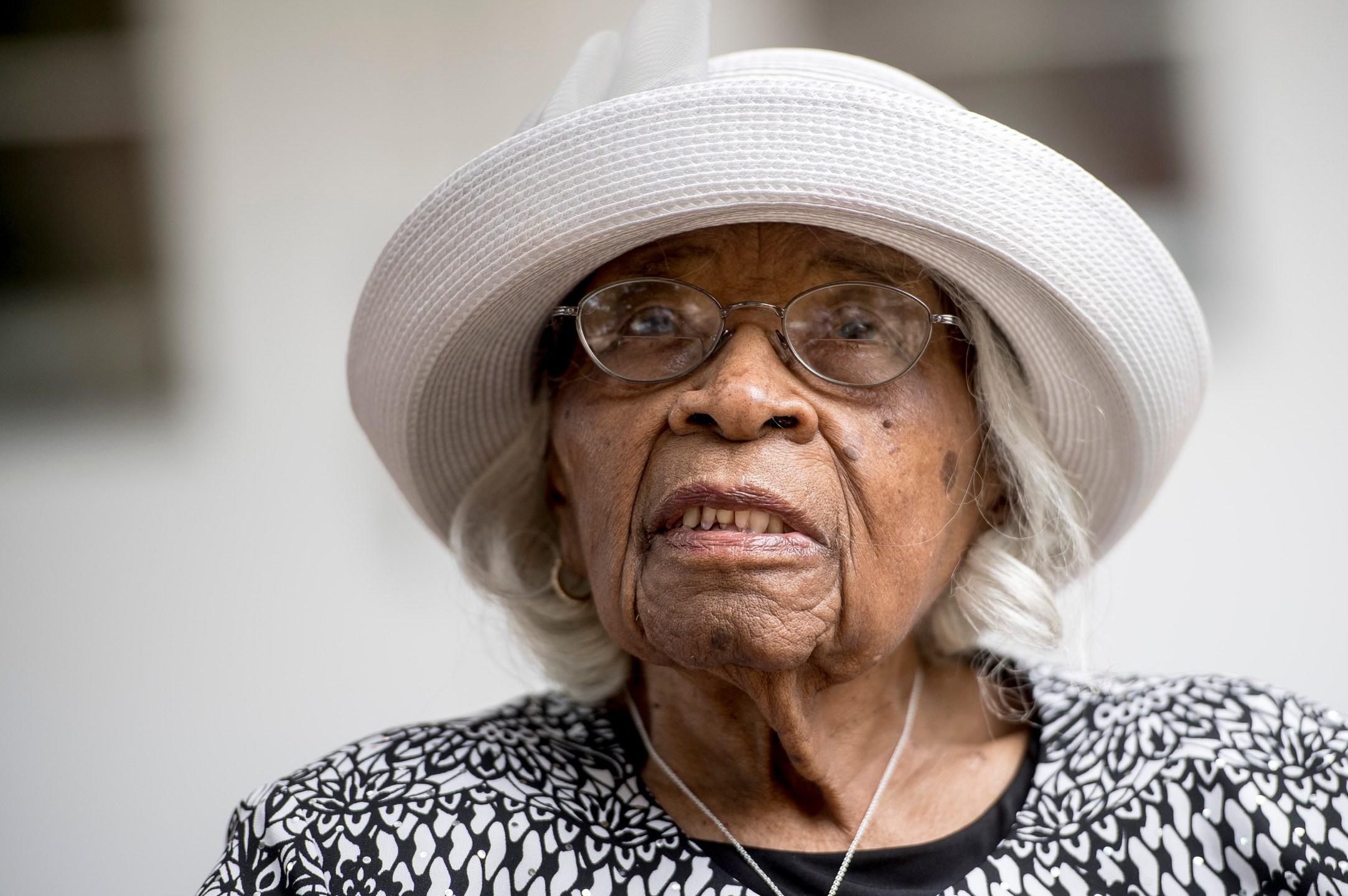 asu oldest alumni dead Clarissa Lee Macon Co_382681
