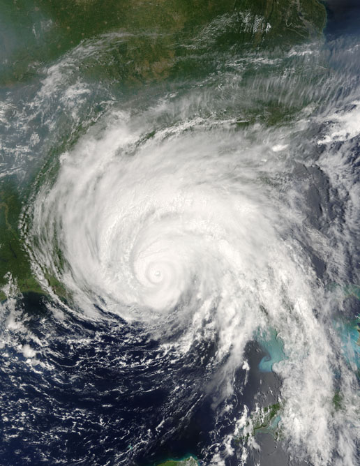 NASA Hurricane Dennis 2005