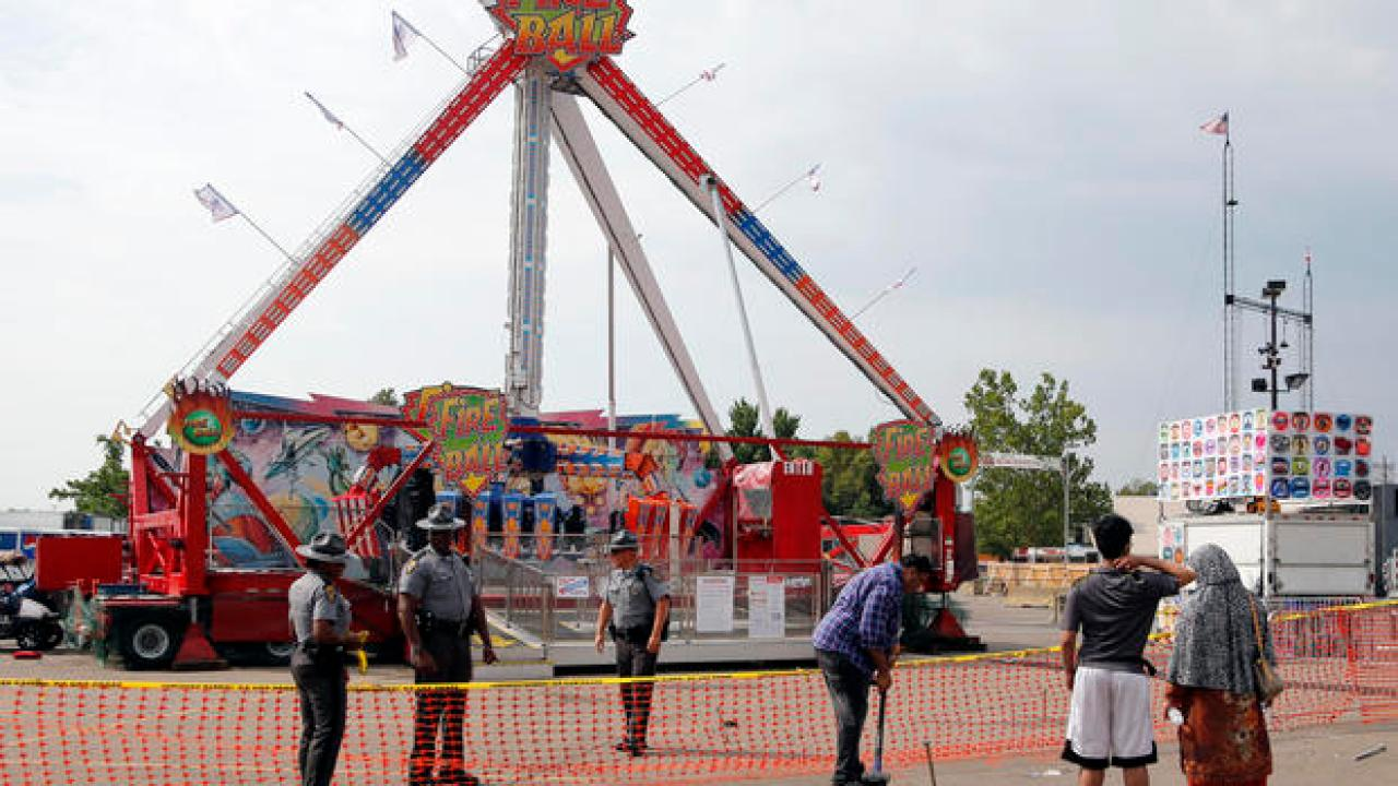Greater Gulf State Fair Mobile Al 2020.Two Rides Pulled From Greater Gulf State Fair After Ohio Tragedy