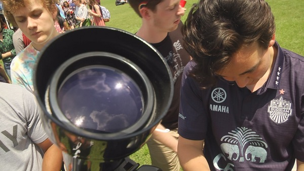 ASMS Eclipse Viewing_397625