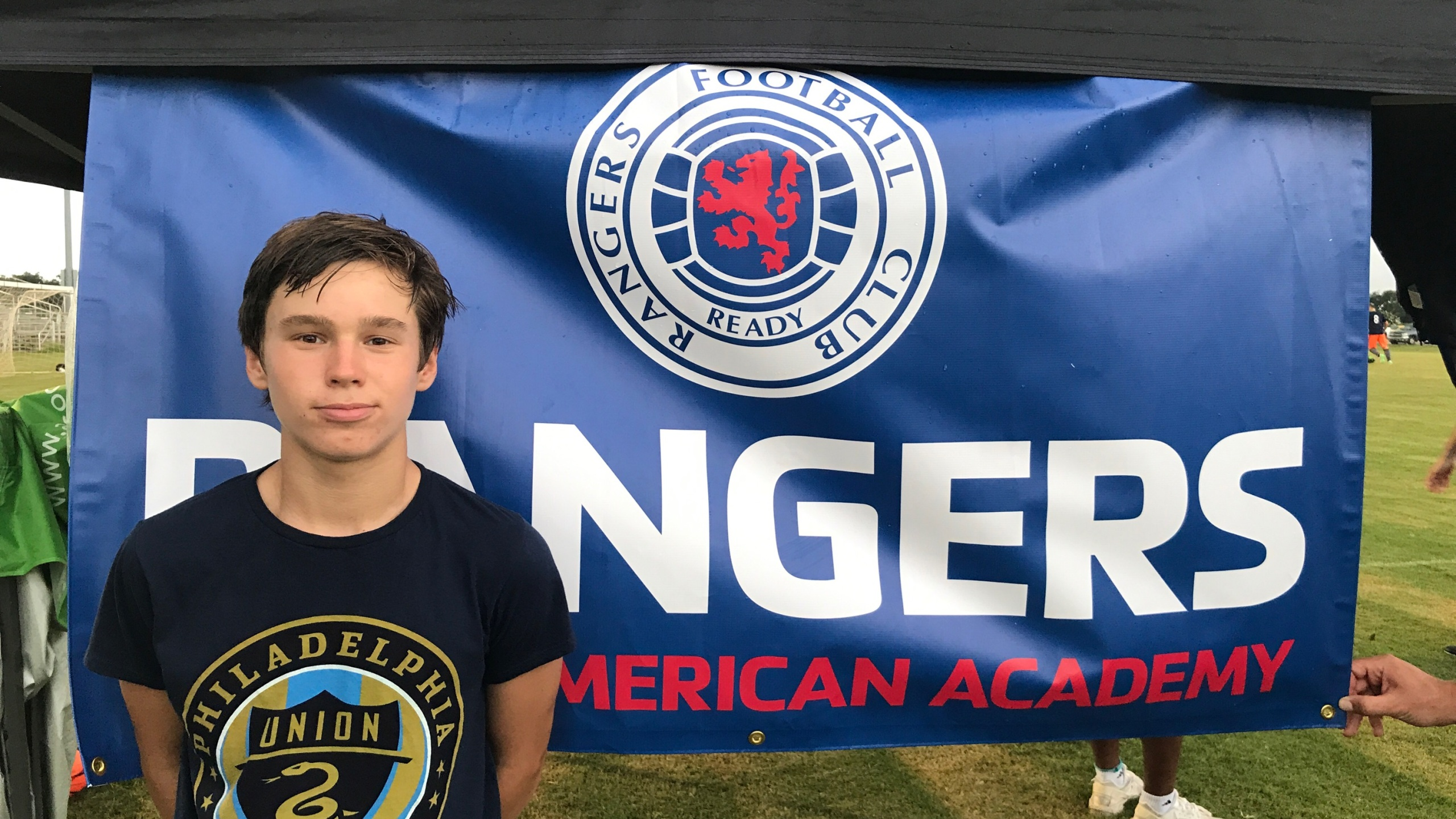 Local 13-Year-Old Soccer Player Discovered by Union Youth