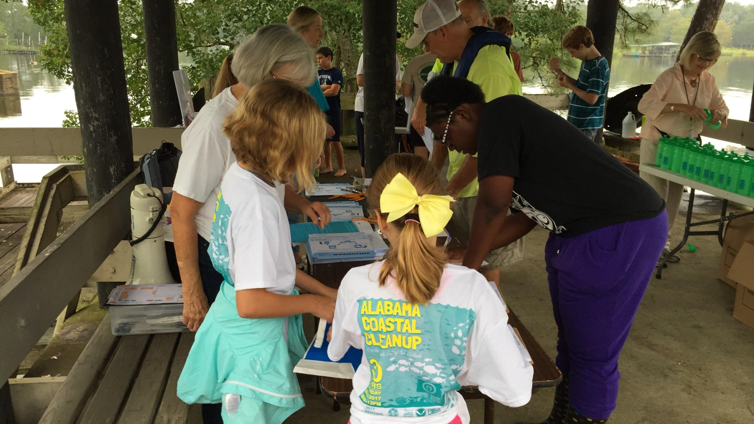 Alabama Coastal Cleanup 2017_412121