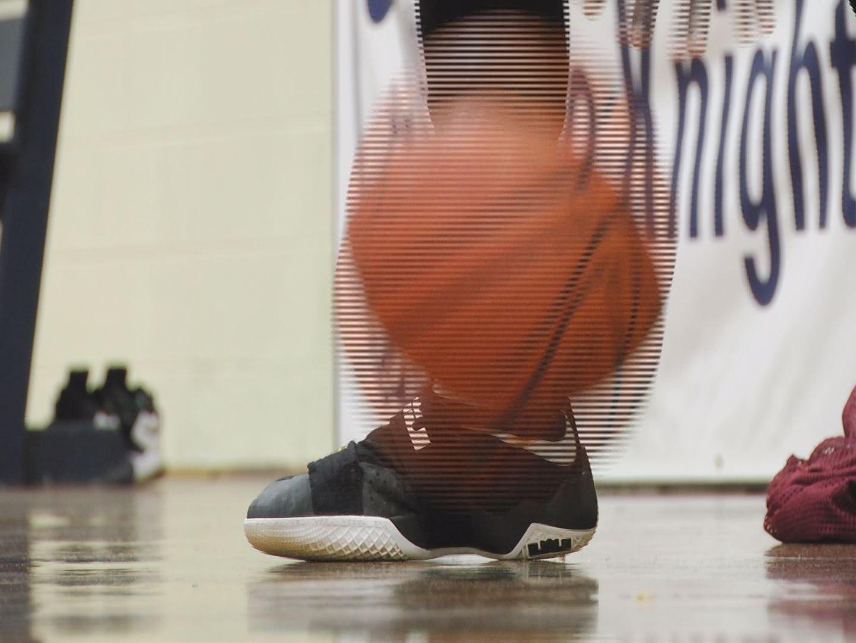 Dribbling Practice at Arrow Basketball Camp_419444