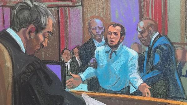 BOMB SUSPECT IN COURT_420932