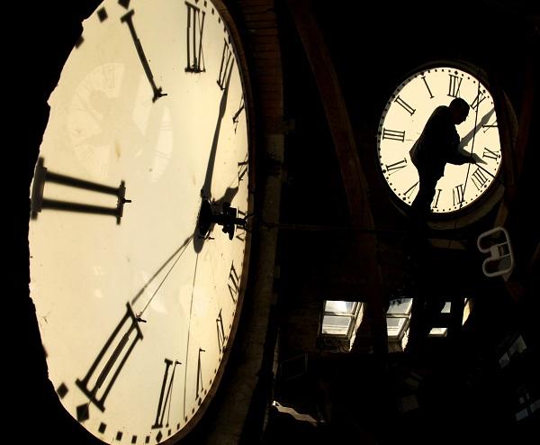 APTOPIX Time for Change_441071