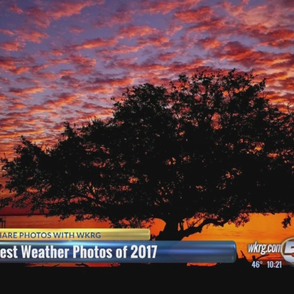Best Weather Pictures of 2017
