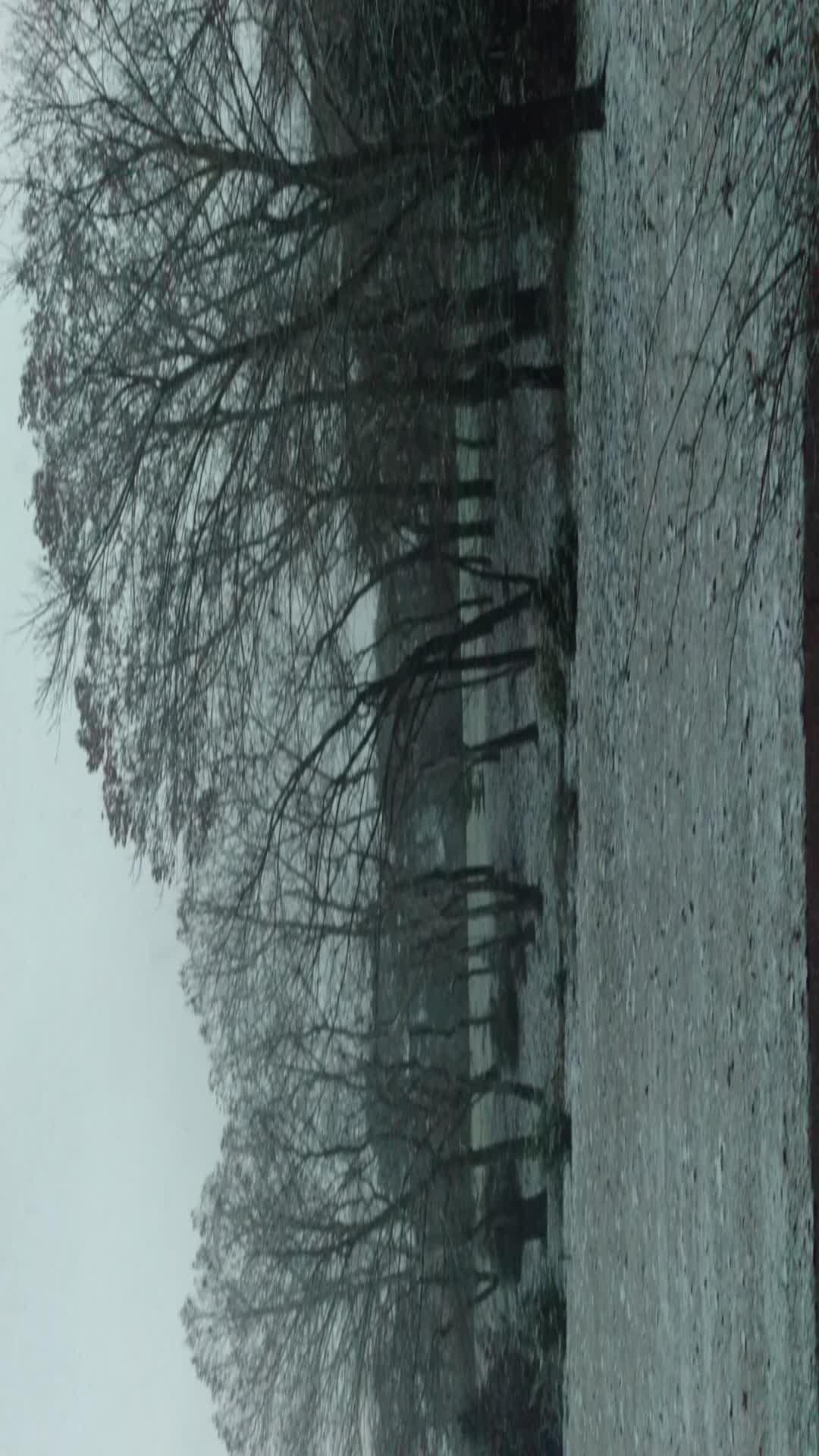 Snow in North Washington County