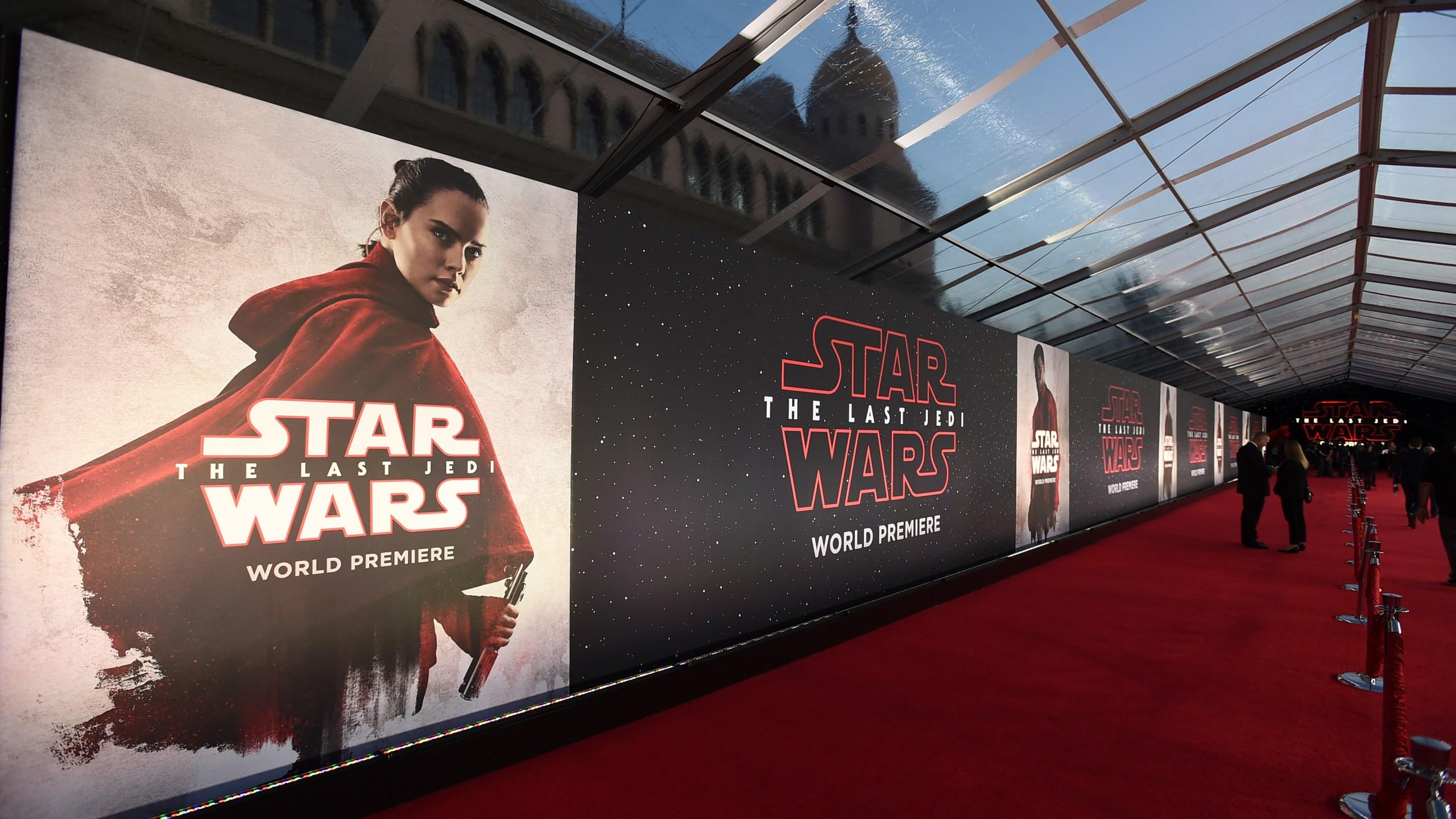 LA Premiere of _Star Wars_ The Last Jedi__464911