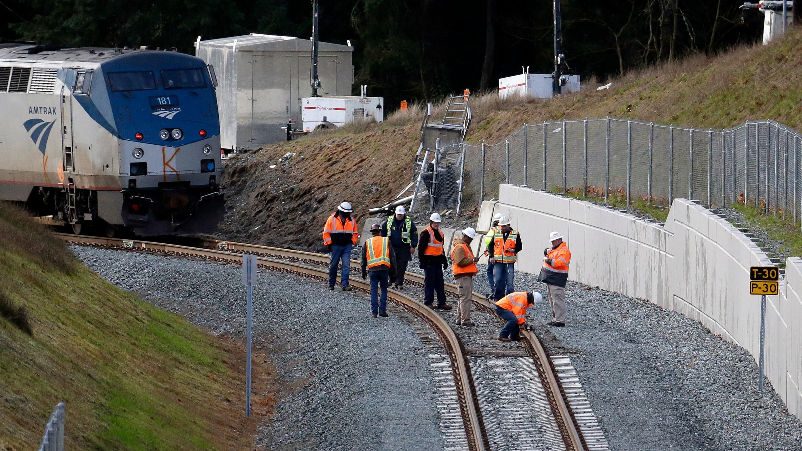 Train Derailment Washington State_465592