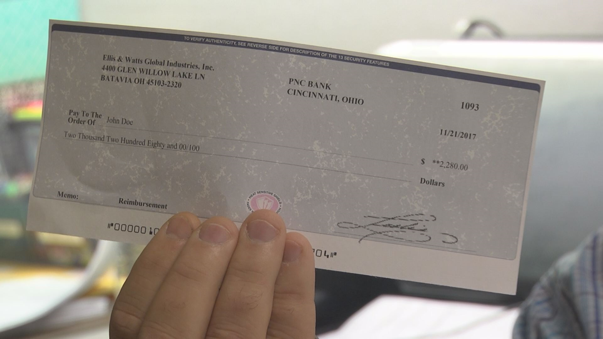 Scambuster: Scammers Sending Fake Checks To Purchase Items ...