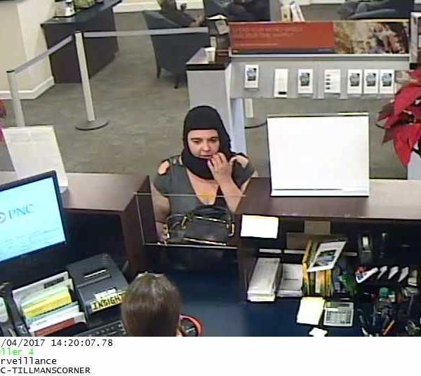 mpd bank robbery suspect_457138
