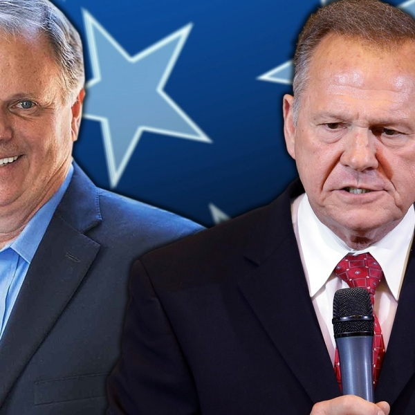 Roy Moore Doug Jones_443380