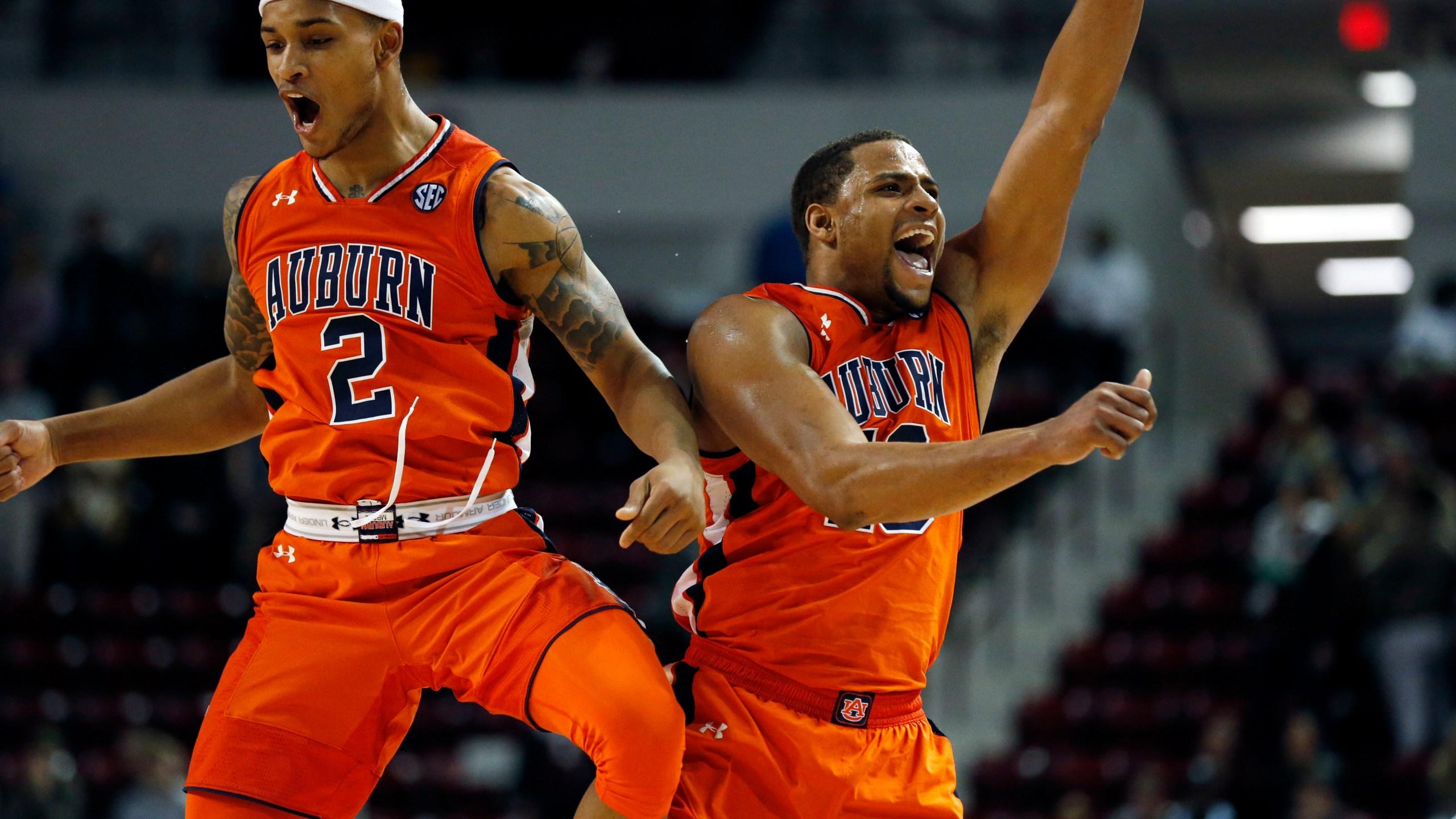 Auburn Mississippi St Basketball