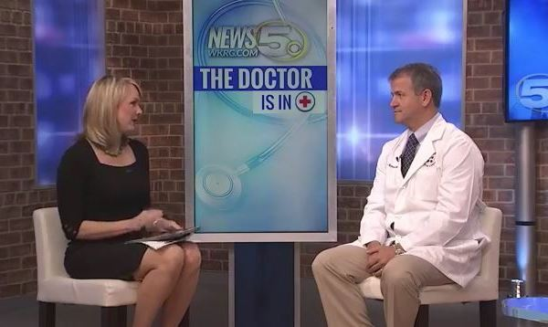 The Doctor Is In: Dr. Reece Jones of Southern Cancer Center