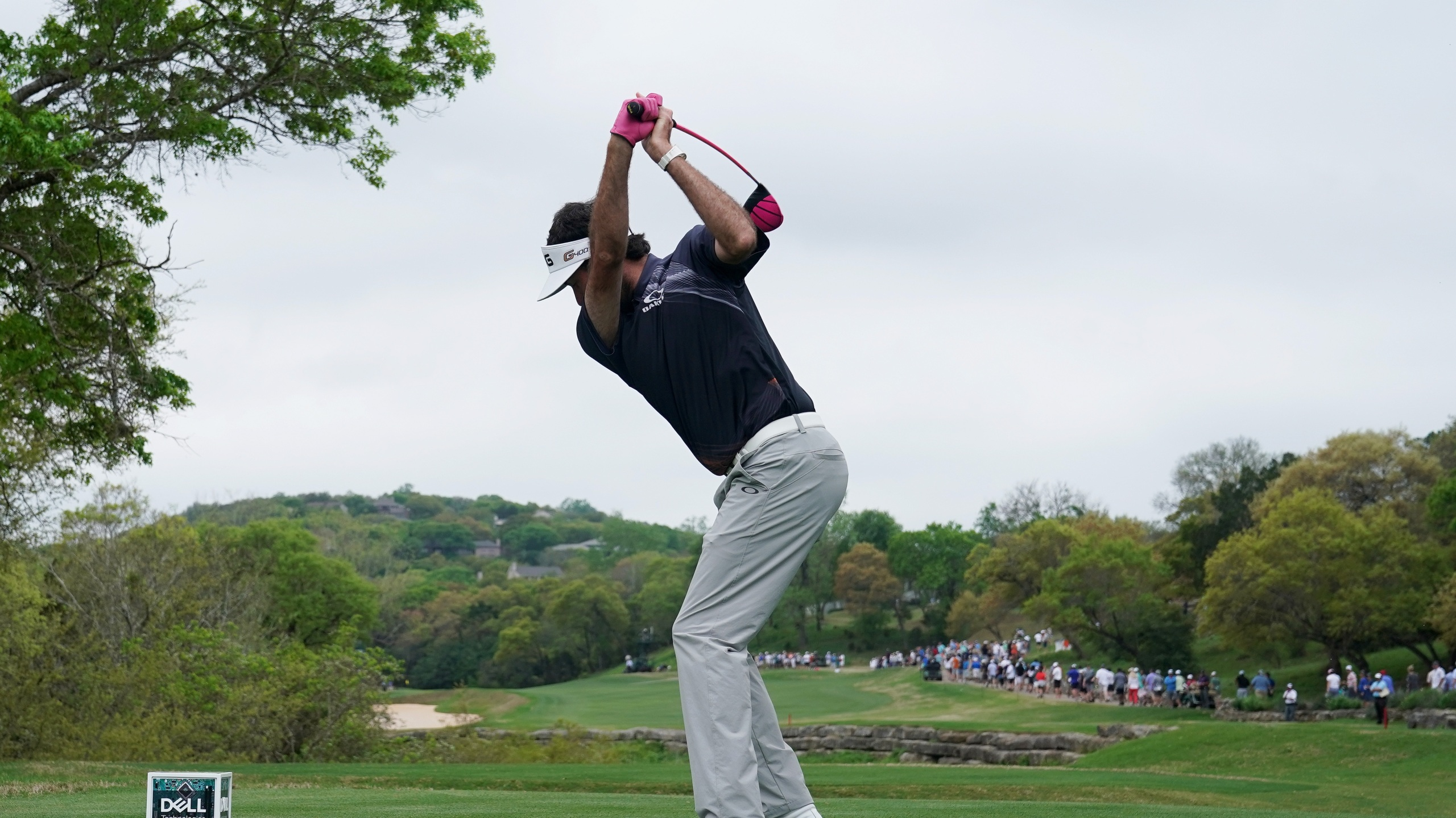 World Golf Championships-Dell Match Play - Day Five