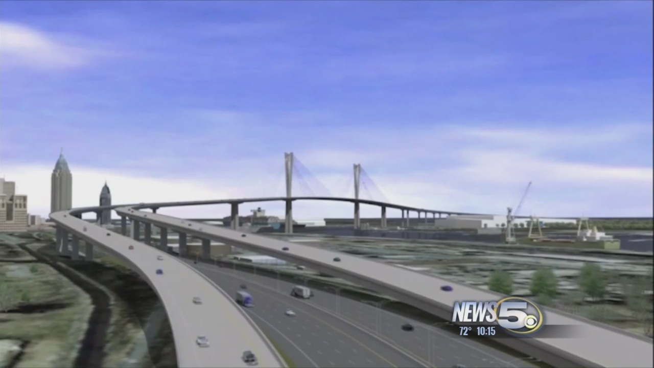 Timeline and tolls discussed for new I-10 bridge over Mobile River