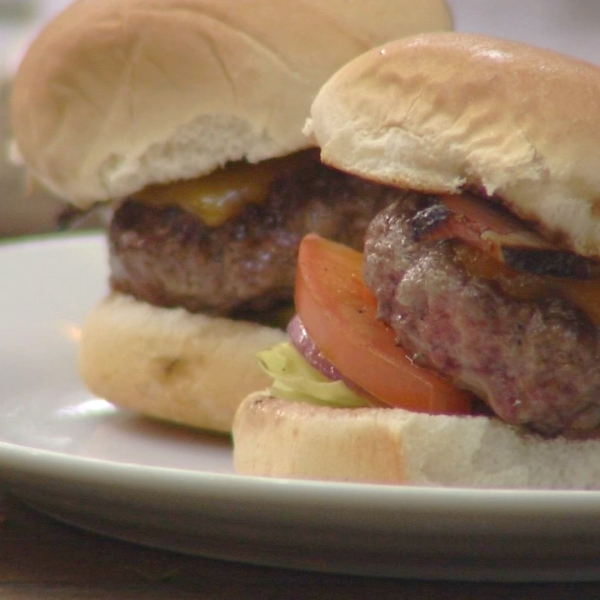 Best Burger: Whiskey Ridge's Wagyu on Bill-E's Bullets at Old 27 Grill