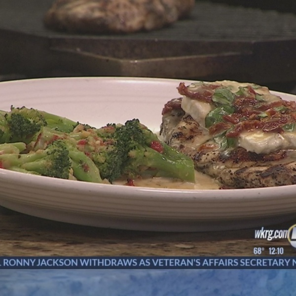 Cooking with John: Carrabba's Chicken Bryan