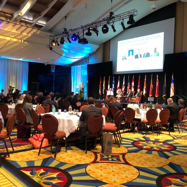 SEUS Canadian Province Alliance meet in Mobile