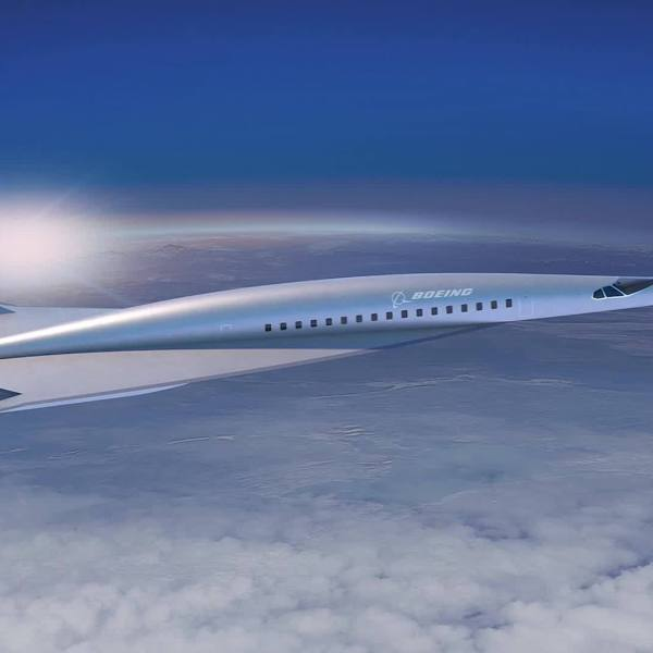 New York to London could be a 2 hour trip on hypersonic plane