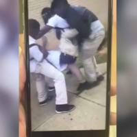 Family of former Davidson football player to release more violent videos