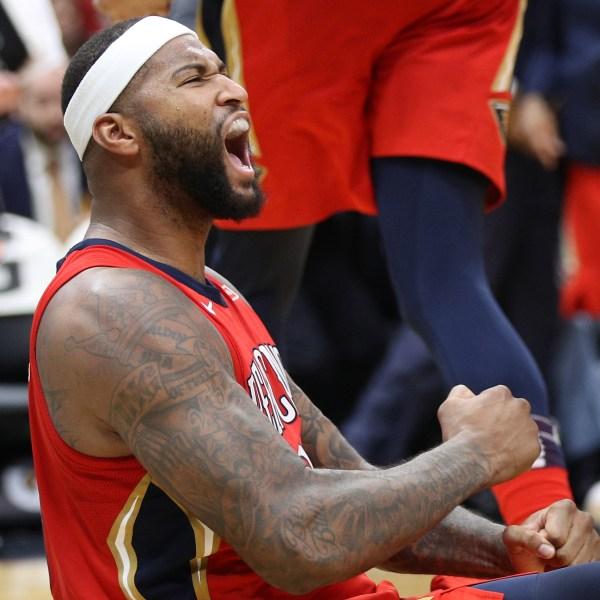 Bucks v New Orleans Pelicans